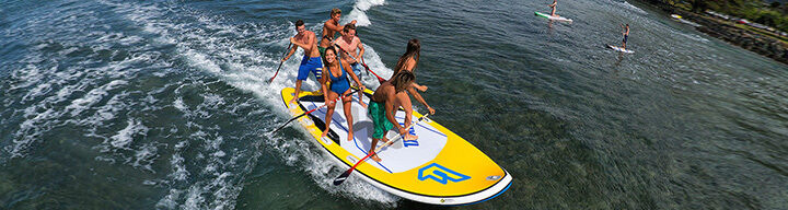 Paddle surf Gigante despedidas Valencia | Water Sports