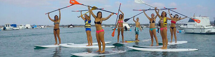 Paddle surf despedidas Valencia | Water Sports