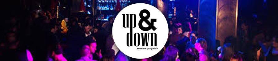 Discoteca Up & down Valencia