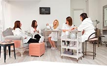 Beauty party Spa para despedidas de solteras